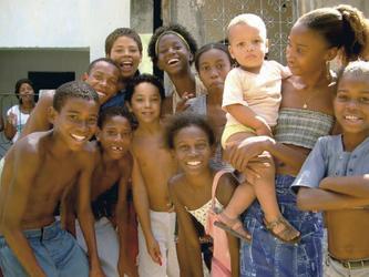 Gesichter Brasiliens