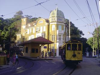 Rio de Janeiro, Santa Teresa, ©Copyright 2002
