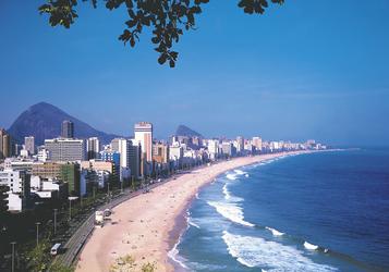 Ipanema Strand