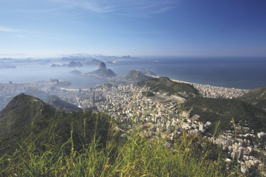 Blick vom Corcovado auf Rio ©Brendan McGrath/Intrepid Travel