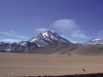 Altiplano in der Atacama-Wüste