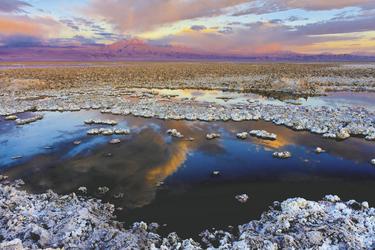 Salar de Atacama ©Francesco Mocellin