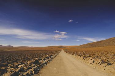 unterwegs in der Atacama-Wüste ©Cristobal Marambio