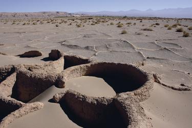 Ausgrabungsstätte Tulor, ©Anja Hofer