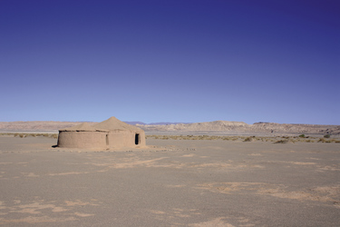 Ausgrabungsstätte, ©Anja Hofer