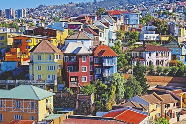 Valparaiso ©John W Banagan, ©(c) John W Banagan