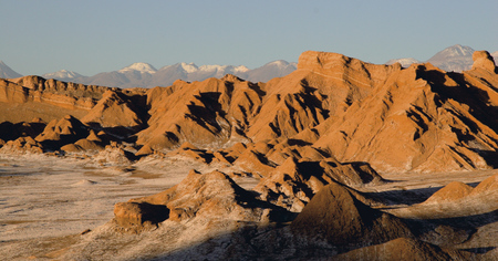 Atacama Wüste - Valle de la Luna (Mondtal)