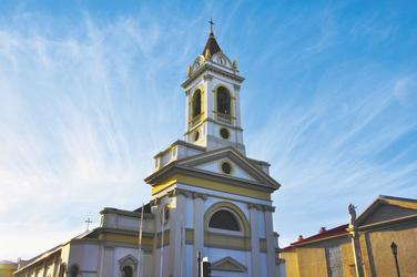 Kirche in Punta Arenas