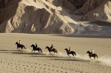 Reitausflug Atacama-Wüste, ©explora Chile
