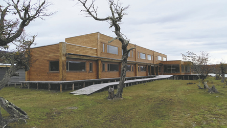 Pampa Lodge