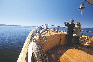 Bootsausflug Tierra Chiloe ©Steve Ogle