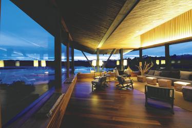 Loungebereich Tierra Chiloe ©Tali Santibanez Gomez