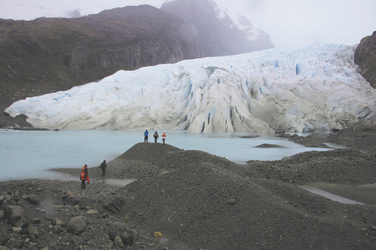 Landausflug zu beeindruckenden Gletschern