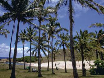 Strand von Anakena