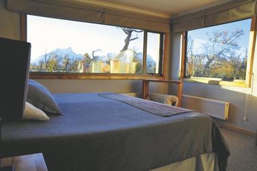 Zimmerbeispiel Pampa Lodge