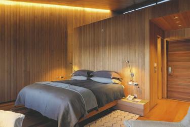 Zimmerbeispiel Hotel Tierra Chiloe