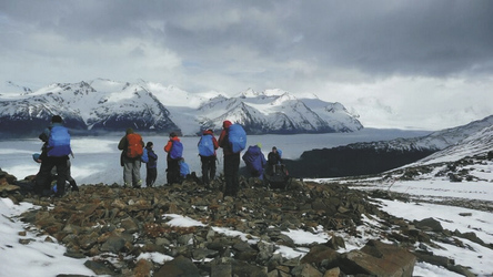 Wanderung im Nationalpark Torres del Paine, ©Moser Active