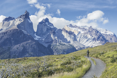 wandern im Nationalpark Torres del Paine