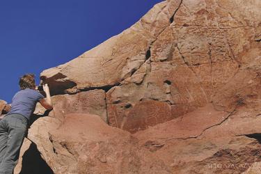 Ausflug - Geoglyphen, ©Alto Atacama Desert Lodge & Spa