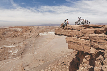 Mountainbike-Tour ins Mondtal, ©Alto Atacama Desert Lodge & Spa