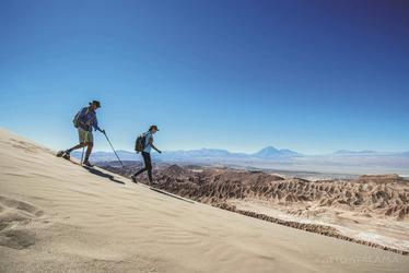Wanderung im Mondtal, ©Alto Atacama Desert Lodge & Spa