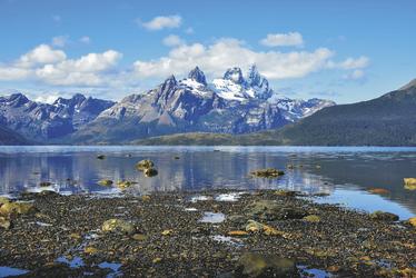 Fjordlandschaften Patagoniens