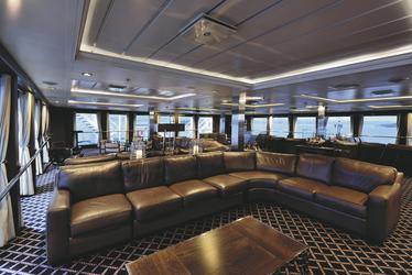 Loungebereich M/V Stella Australis