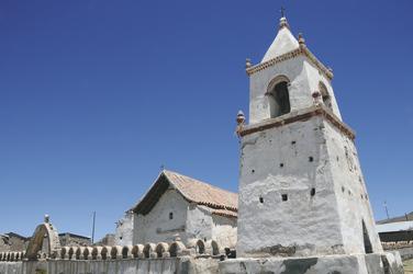 Kirche Isluga Colchane