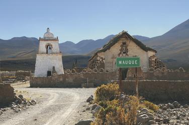 Kirche von Mauque
