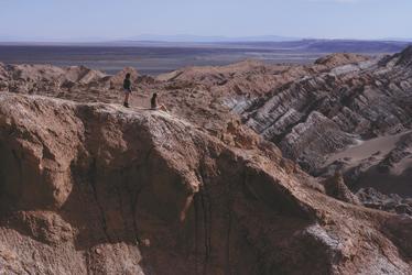 Mondtal in San Pedro de Atacama