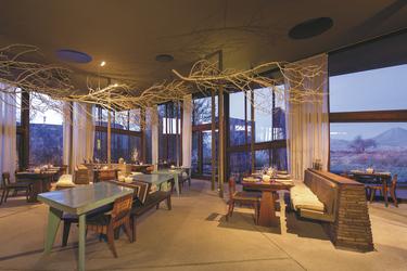 Restaurant Hotel Tierra Atacama