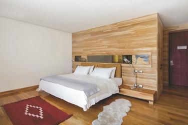Zimmerbeispiel Hotel Tierra Patagonia
