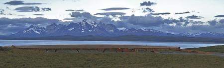 Hotel Tierra Patagonia mit Ausblick