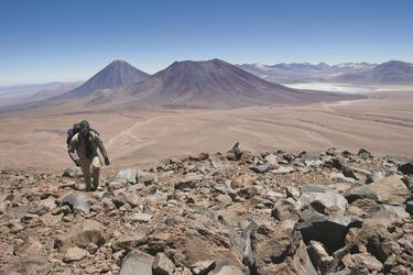 Wanderung auf den Cerro Toco