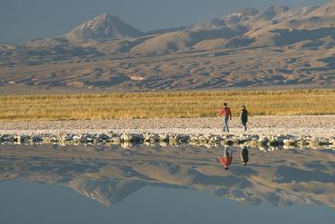 Ausflug zum Salar de Atacama