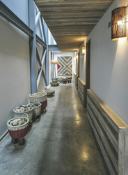 im Hotel Vendaval