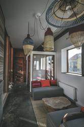 Lounge-Bereich