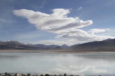Hochlandlagune Atacama-Wüste, ©explora