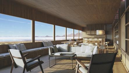 Uyuni Lodge Aufenthaltsbereich, ©explora