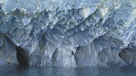Marmorhöhlen am Lago Generel Carrera