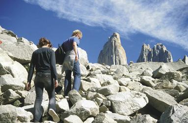 Wanderung zu den Torres
