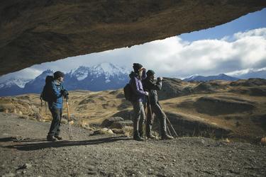 Ausflug im Nationalpark Torres del Paine, ©explora