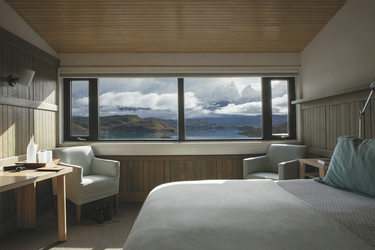 Zimmerbeispiel Cordillera Paine