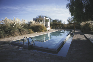 Poolbereich, ©explora