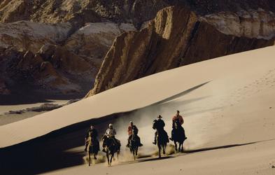 Reitausflug Atacama-Wüste