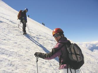 Aufstieg auf den Vulkan Osorno