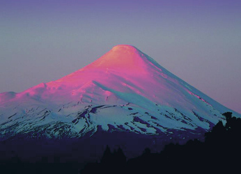 Vulkan Osorno, Seenregion