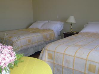 Hotel Qantati, Zimmerbeispiel
