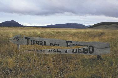 Tierra del Fuego - Feuerland