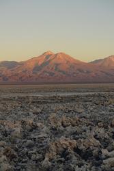 Abendstimmung Salar de Atacama